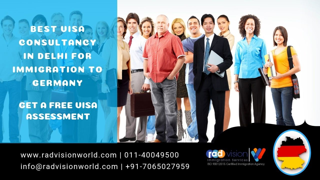 Best visa consultancy in India for immigration to Germany