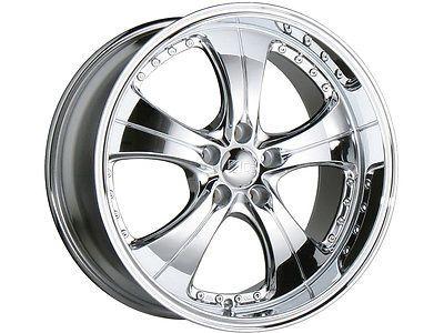 Honda Odyssey Cadillac Cts 2009 2013 Chrome Wheels 18x9 0 Ace 5x120