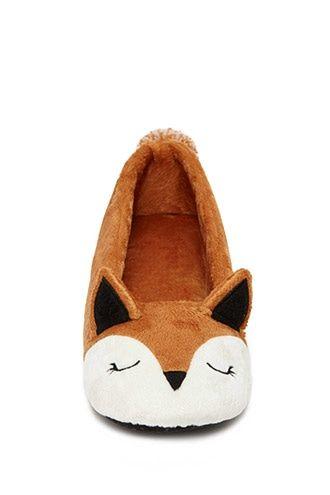 919dd89f90d Fox House Slippers