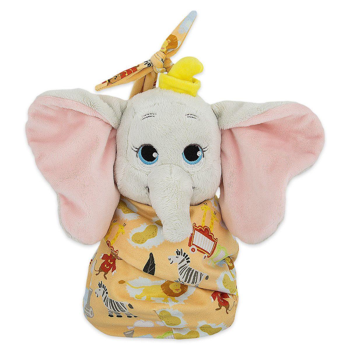 Dumbo Plush with Blanket Pouch Disney's Babies Small