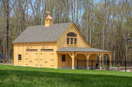 Welcome Home Boston Magazine Post and Beam Barns CT MA RI – Post Beam Garage Plans