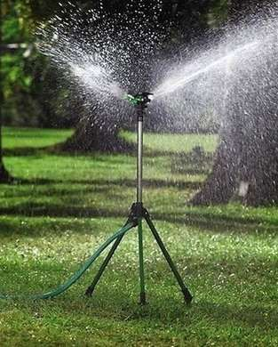 Watering Well: 10 Sprinklers to Quench Your Garden's Thirst | Back