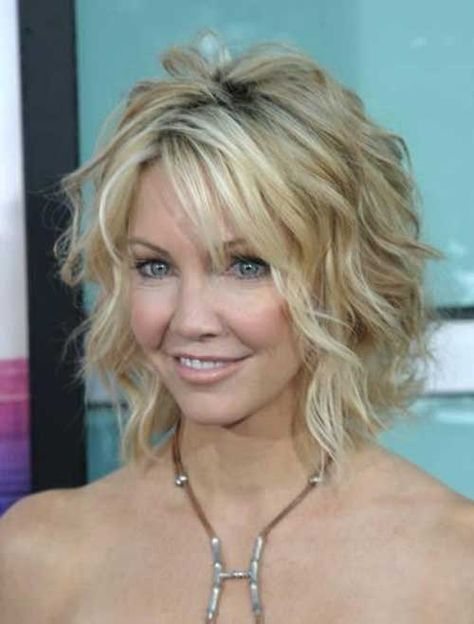 Image Result For Wavy Layered Bob Haarstyl Pinterest Short