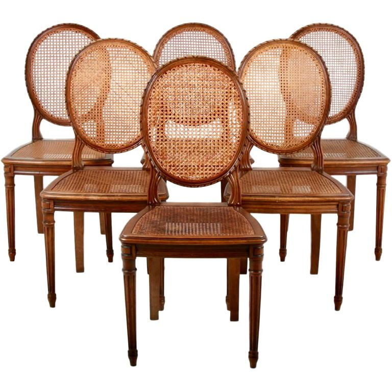 Fantastic Set Of Six 1Stdibs Dining Room Chairs Style Dining French Ocoug Best Dining Table And Chair Ideas Images Ocougorg