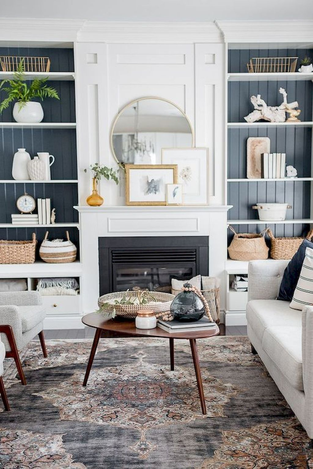 49 GORGEOUS SUMMER LIVING ROOM DECORATING IDEAS FALL