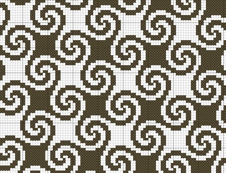 Структура | рисунки | Pinterest | Fair isles, Tapestry crochet and ...