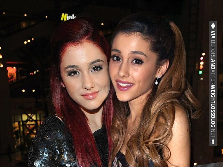 Did ariana grande dating a girl named ari
