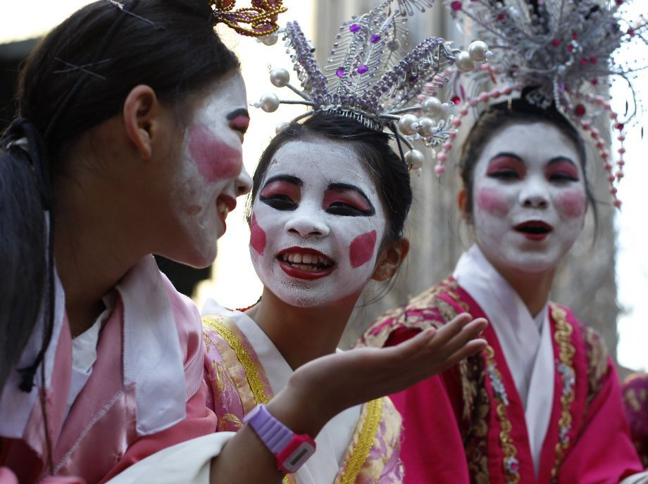 S.F. celebrates Year of the Monkey at Chinese New Year