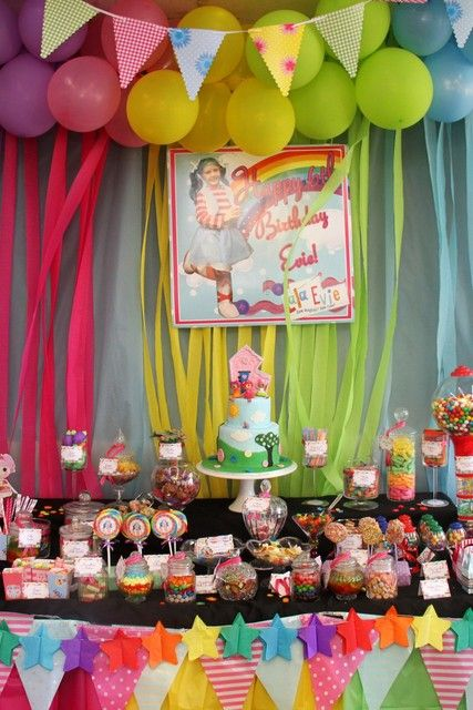 """Photo 3 of 121: Lalaloopsy Party / Birthday """"Evie's 6th Lalaloopsy Party""""   Catch My Party"""
