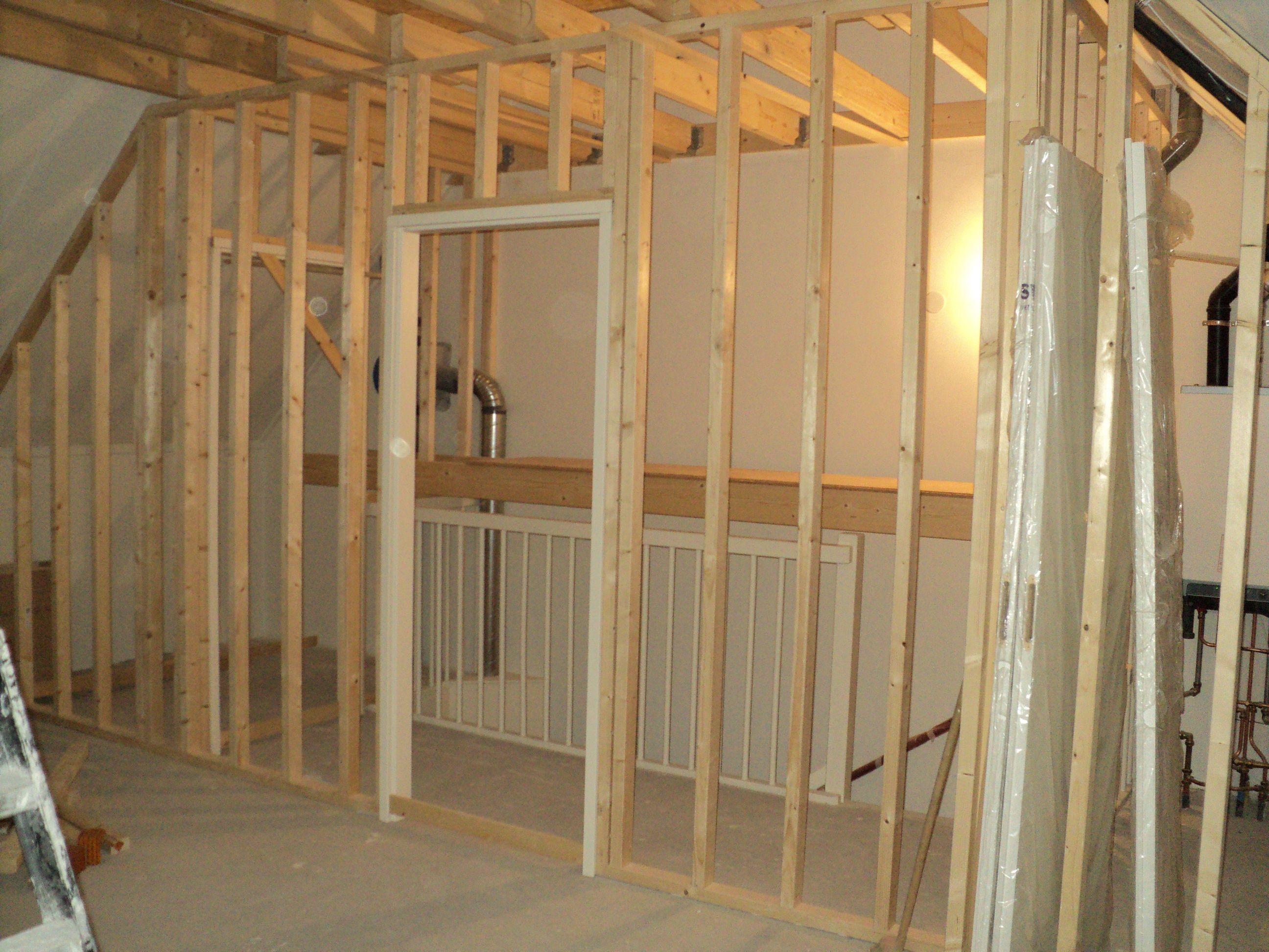 De aker timmerwerken nieuwbouwhuis pinterest zolder for Trapgat maken