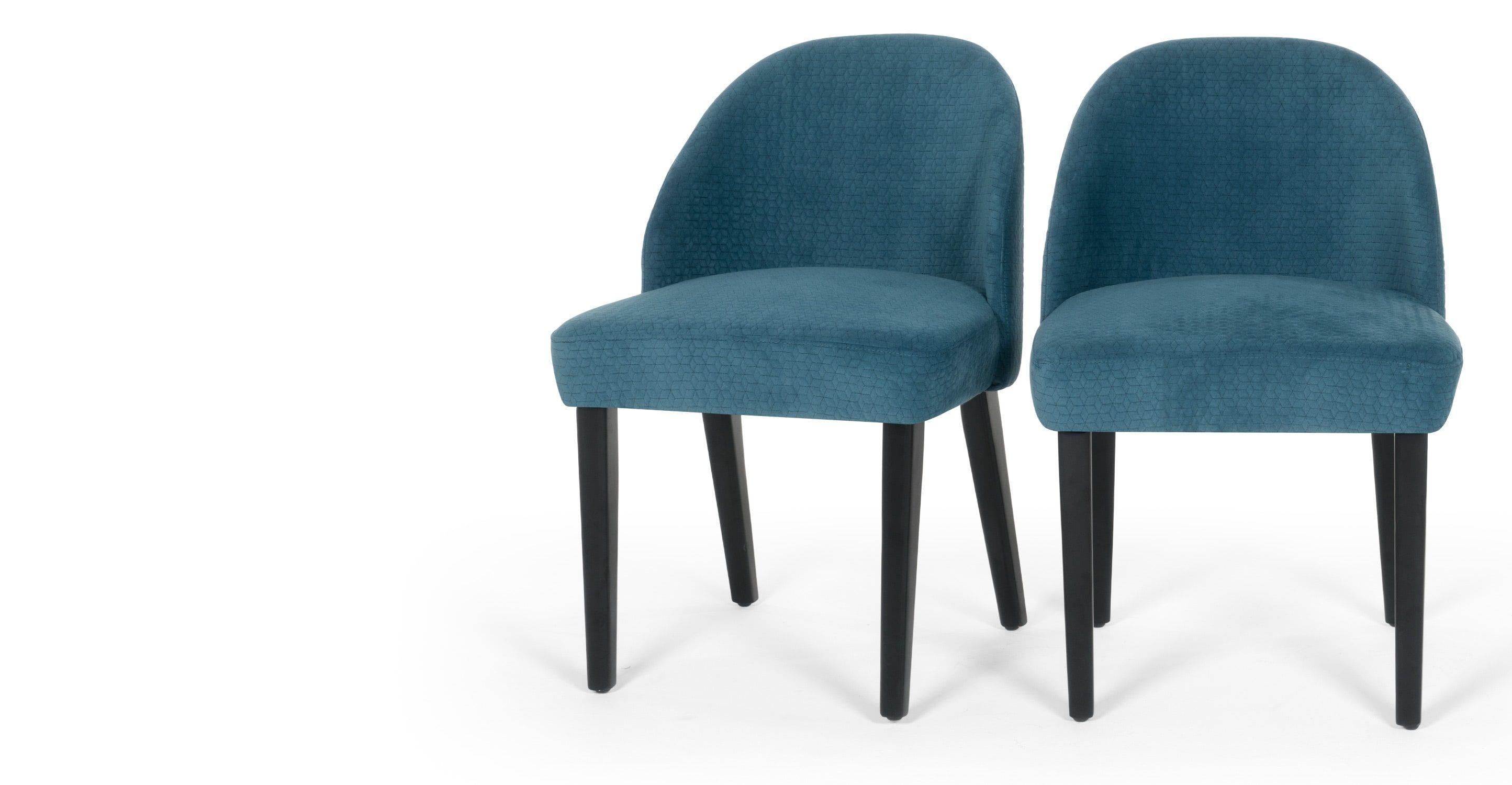 2 x Alec Polsterstühle, Blau | Pinterest | Polsterstühle, Stuhl und ...