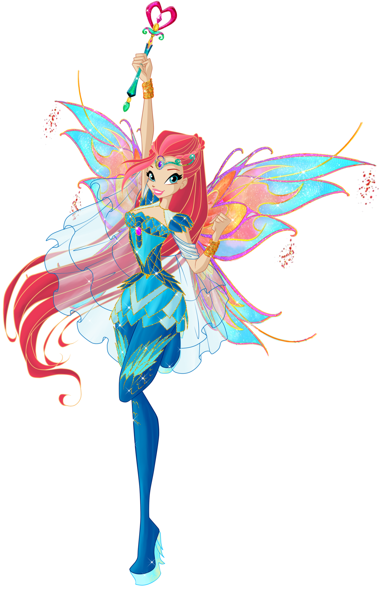 Bloom bloomix winx club bloom winx club hadas et - Bloom dessin anime ...