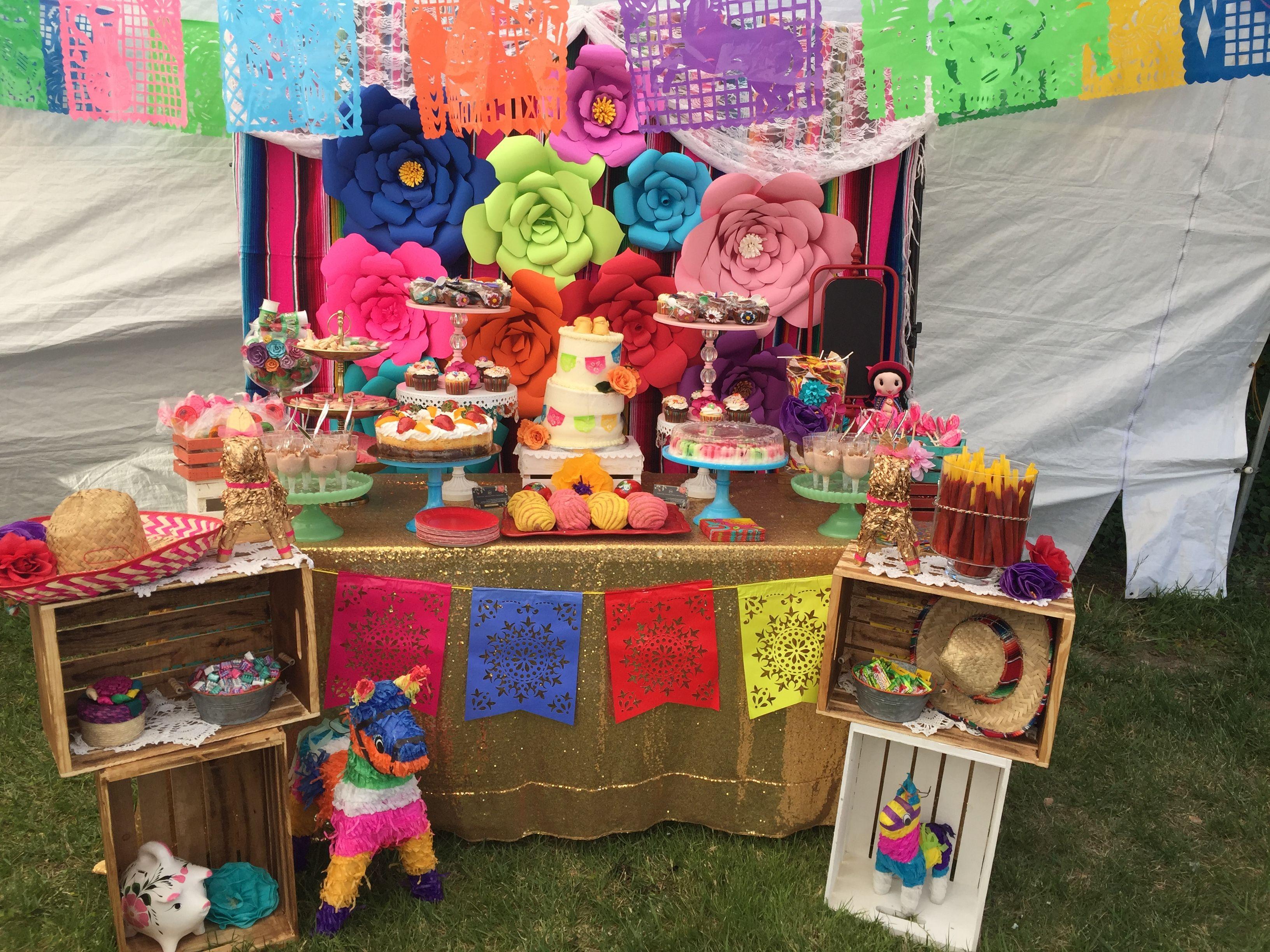 Fiesta theme baby shower | baby shower ideas | Pinterest ...