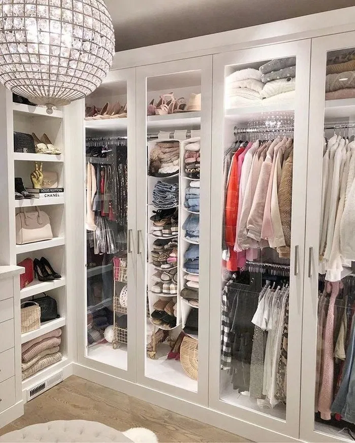 140 Pretty Modern Closet Ideas That Every Women Will Love 33