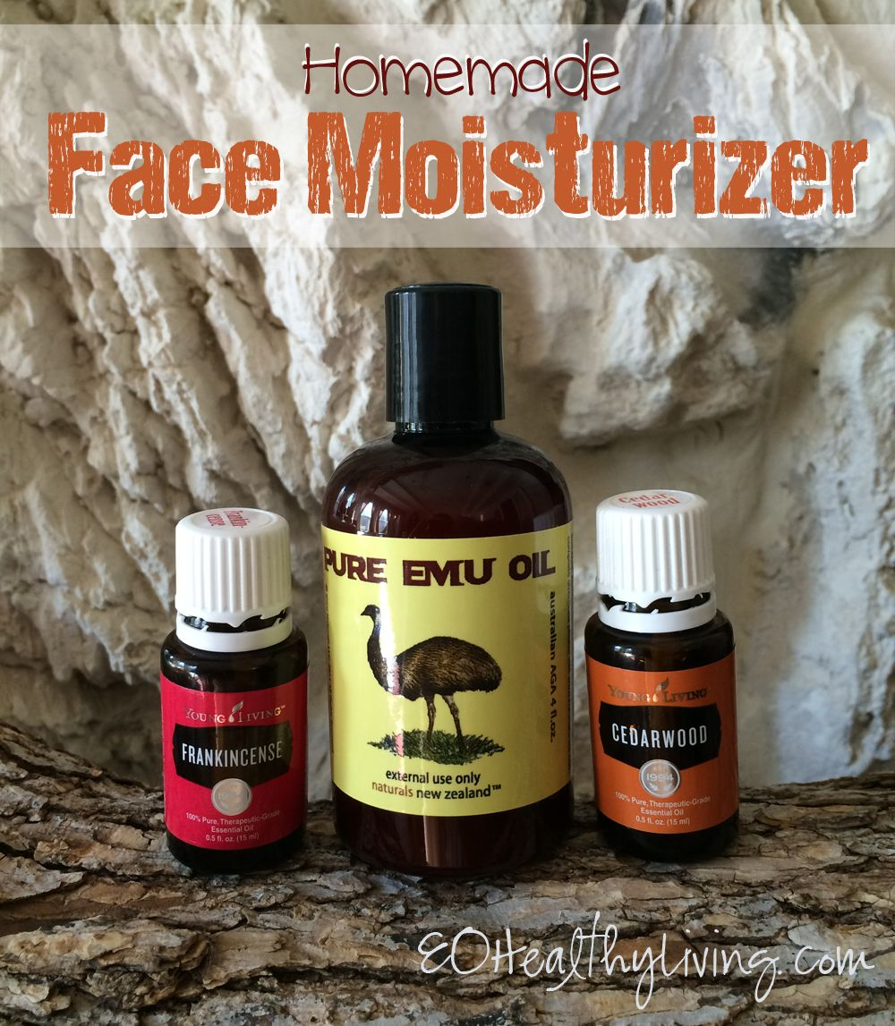 Diy homemade face moisturizer with images homemade