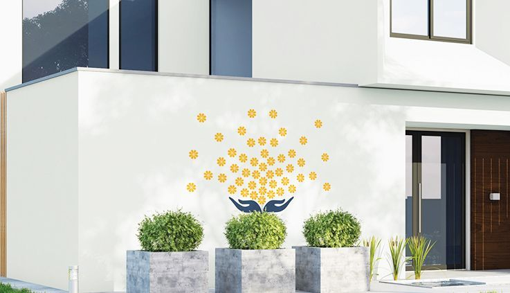 Get Range Of Wall Art Exterior Home Spiritual Designs Asian Paints Asian Paints Exterior Wall Art Beautiful Wall Art