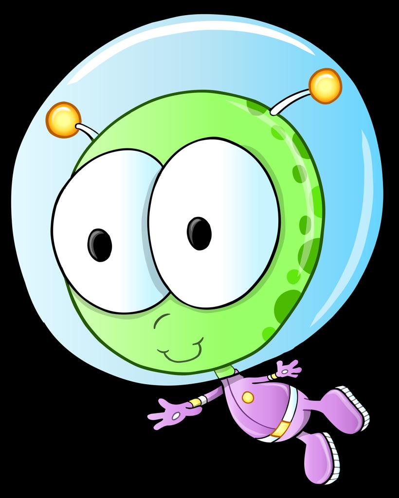 Инопланетянин для детей картинки