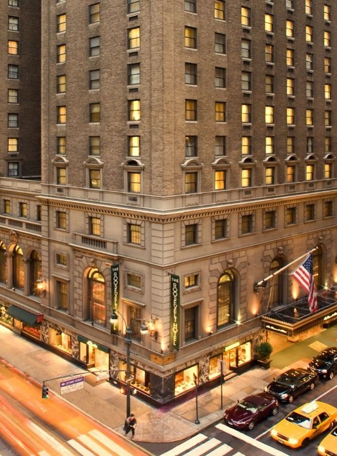 Roosevelt Hotel Nyc Haunted