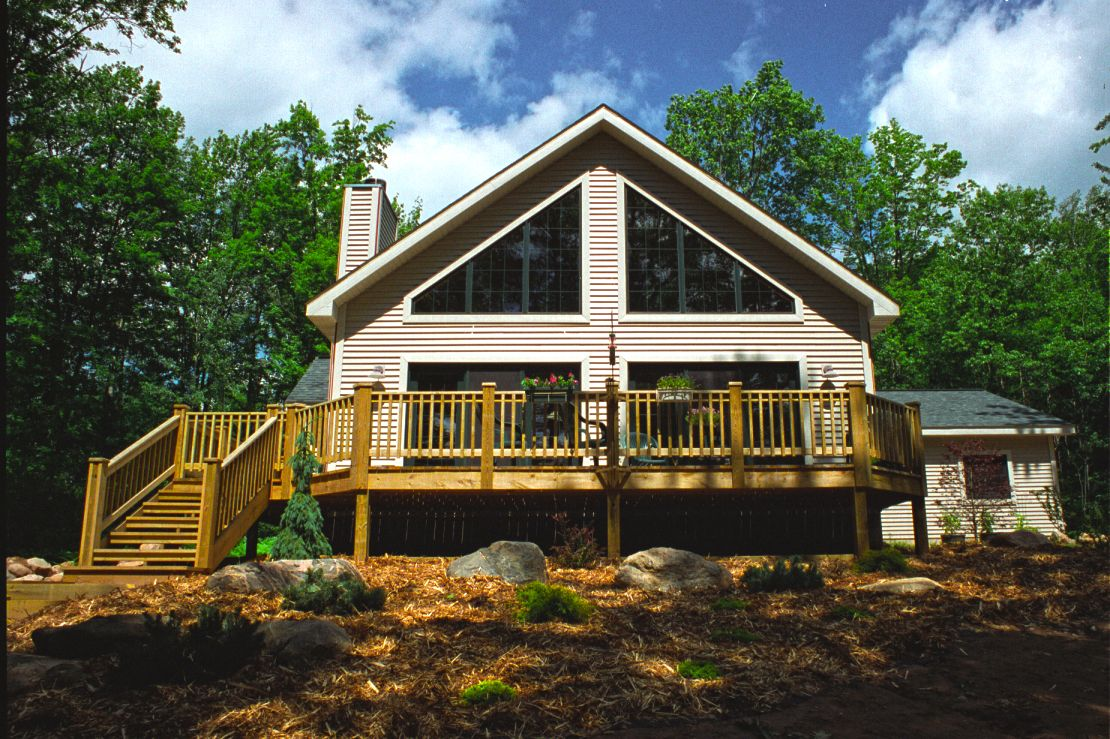 a chalet style home chalets by dickinson homes pinterest a chalet style home