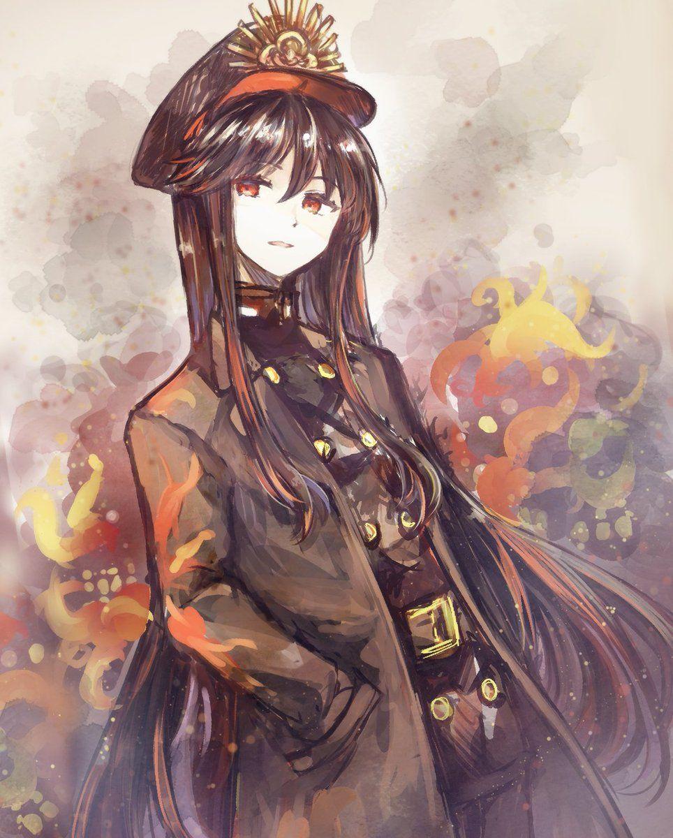 Oda Nobunaga【Fate/Grand Order】 Anime gótico, Anime, Desenho