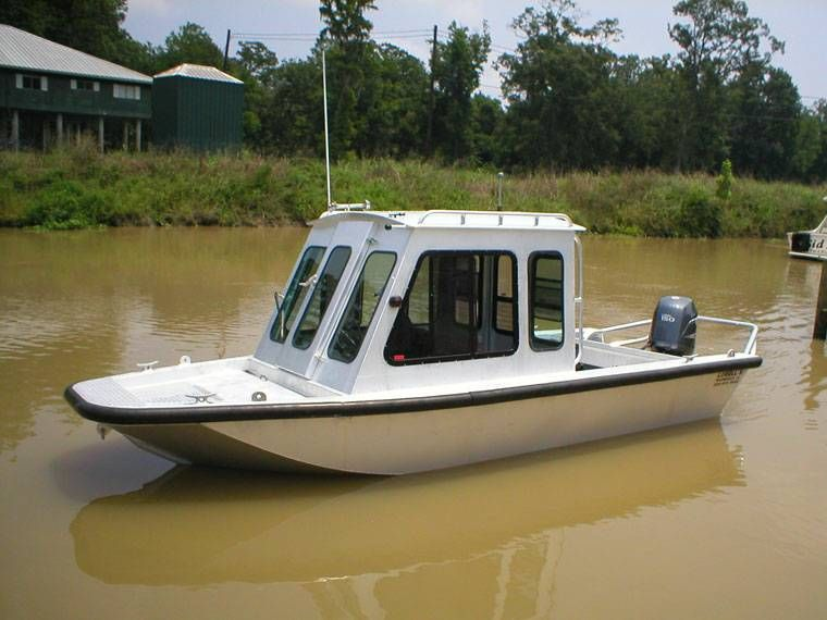 Aluminum hulled cabin cruiser boat ideas pinterest for Best small cabin boats