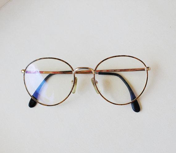 164b80f325 Vintage Eyeglasses Round Frames Vintage Glasses Grandma Eyewear Grandpa  Glasses Tortoise Glasses Hip