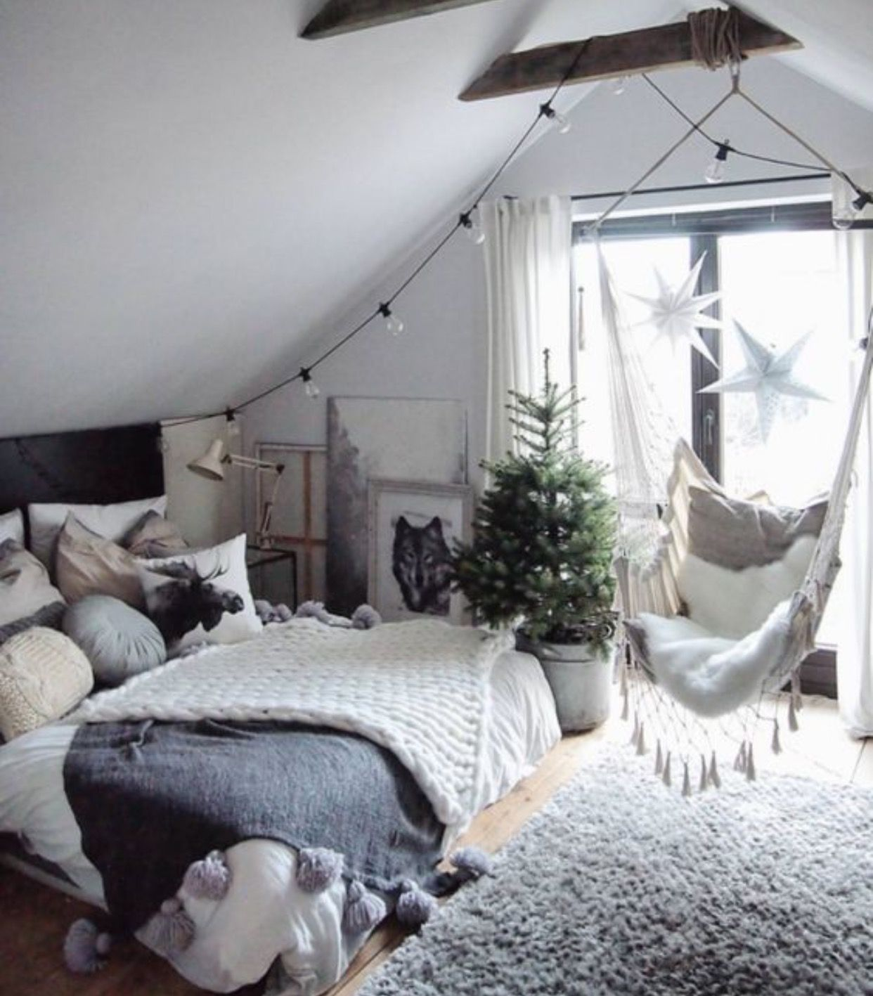 Hygge bohemian bedroom vibes | Dream rooms, Room inspiration ...