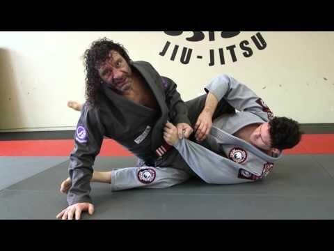 Kurt Osiander Move of the Week - Closed Guard Sweep - YouTube