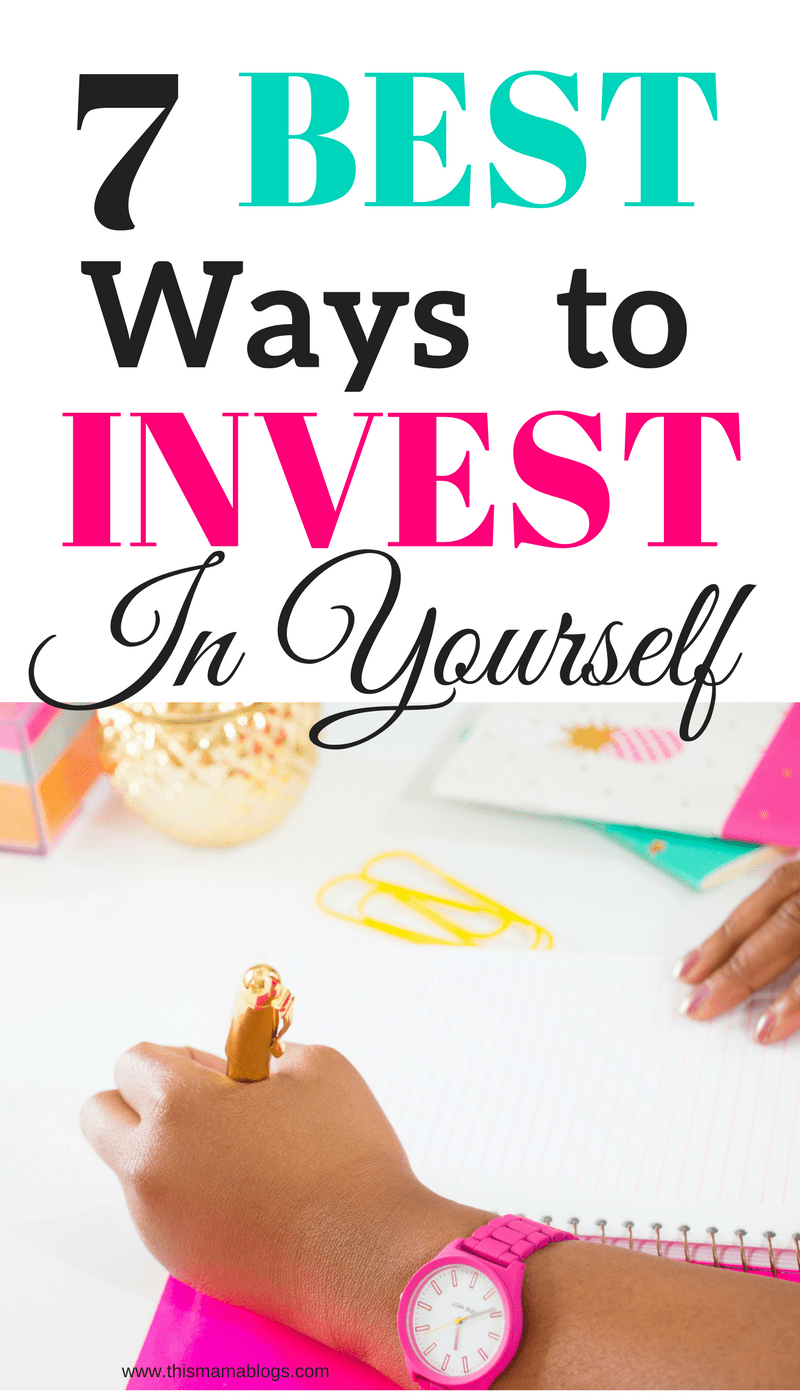 7 Ways to Invest in Yourself as a Stay-at-Home Mom | Personal ...