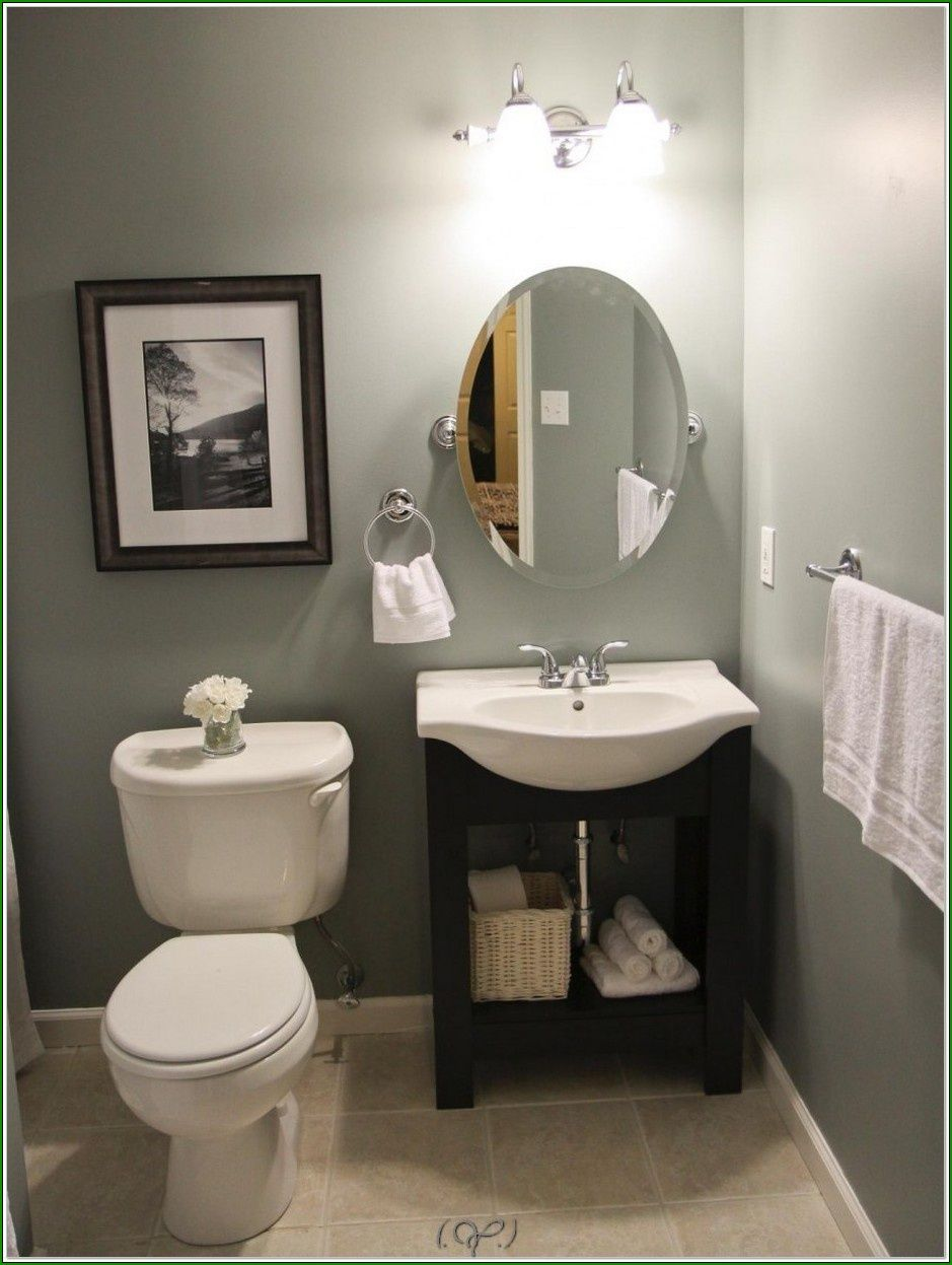 Picture 3 Of 5 1 2 Bathroom Ideas Bathroom Makeovers Ideas Guest Bathroom Small Half Bathroom Decor Small Half Bathrooms