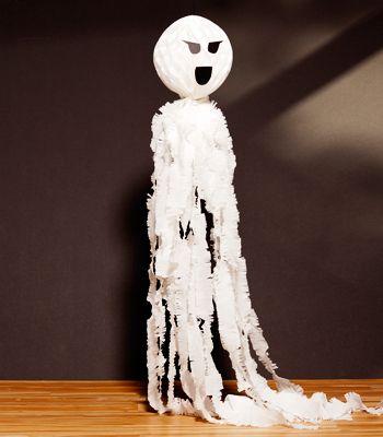 Halloween Decor Ideas | Spooky Spirit Decoration | Confetti Pop (images: Todd Hafermann)