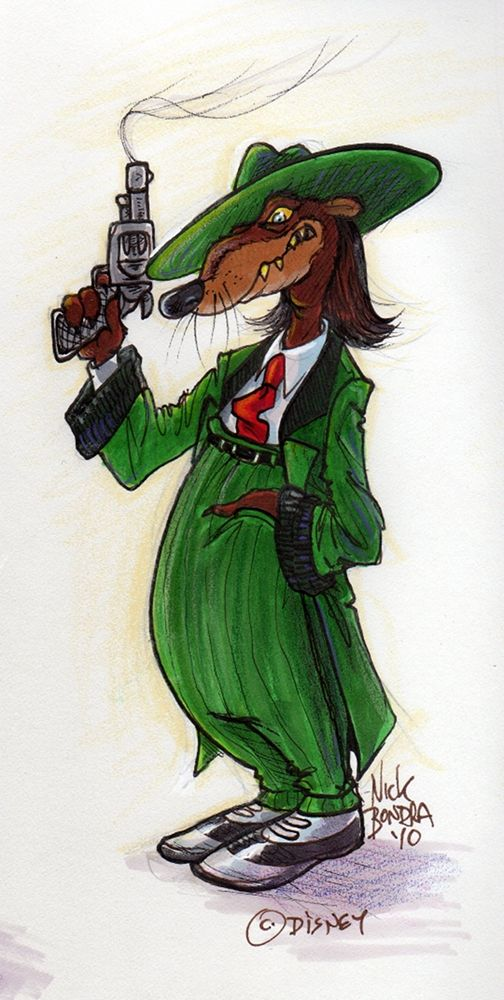 Roger Rabbit, zillabean.deviantart.com | Art | Pinterest | Roger ...