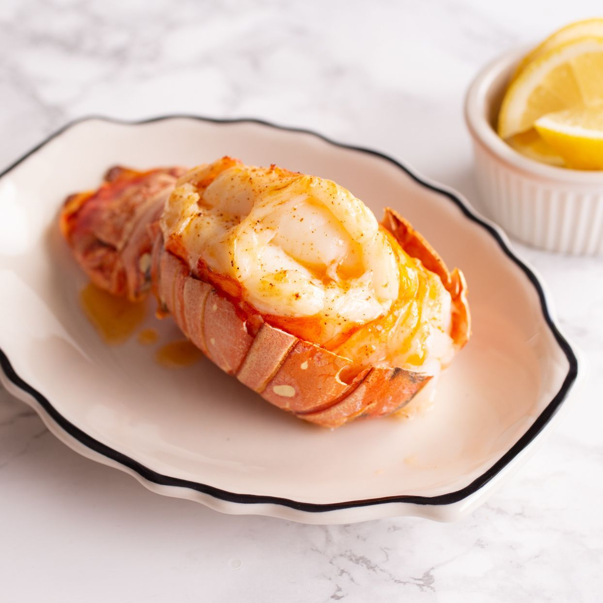 How to Cook Lobster Tails lobstertail Hering