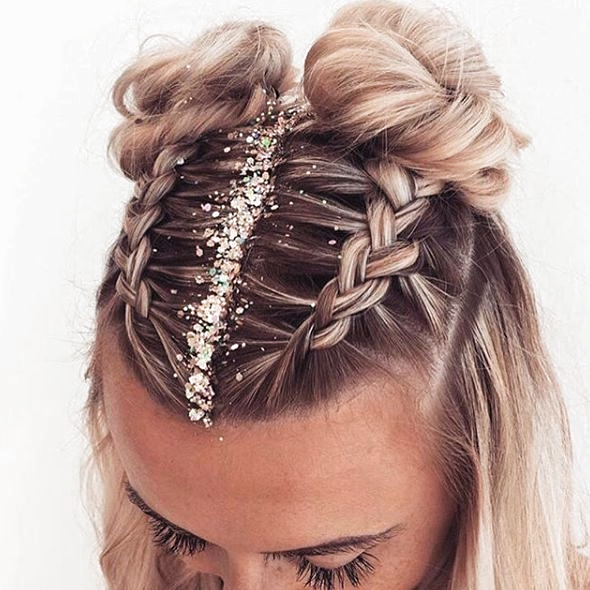 From French braids to rainbow boxer braids: we show you the beautiful ... - Board Pin -  From french braids to rainbow boxer braids: we show you the beautiful … – #boxer #braids #the # - #beautiful #board #boxer #braids #French #Paleo #pin #Potatoes #rainbow #Recipes #Show