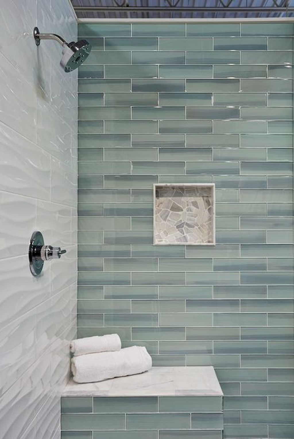 61 Cool Bathroom Shower Makeover Decor Ideas In 2020 Small