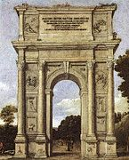 "New artwork for sale! - "" A Triumphal Arch Of Allegories  by Domenichino "" - http://ift.tt/2pteY3u"