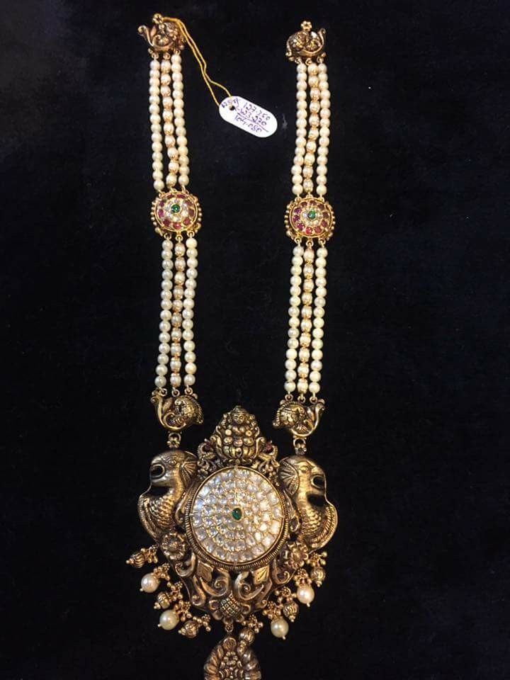 Pin by Sweta Amin on gold | Pinterest | Indian jewelry, Jewel and ...