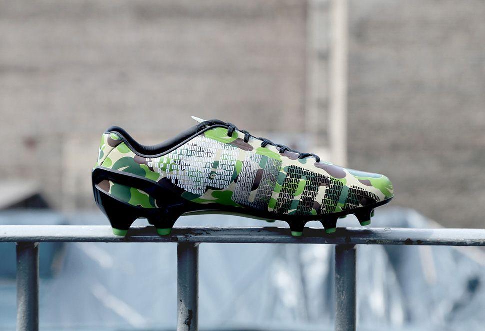 half off 9a566 3bdcb Puma evoSPEED Football Boot x KITH x ALIFE x BAPE x colette