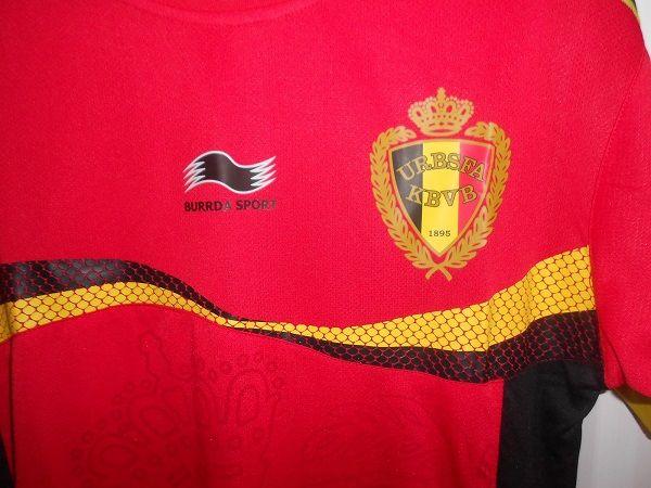 Belgium National Football Team Logo Hd Wallpaper Wallpaper