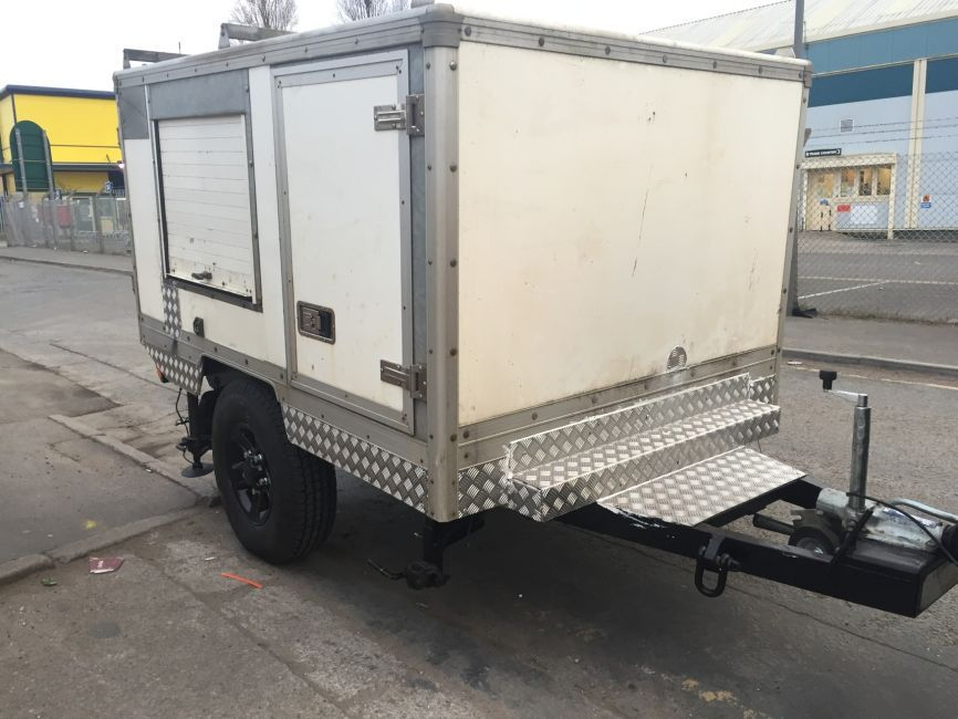 DEFENDER2 NET - View topic - [For Sale] Overland Trailer