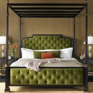 Bedroom Furniture - look at that green.