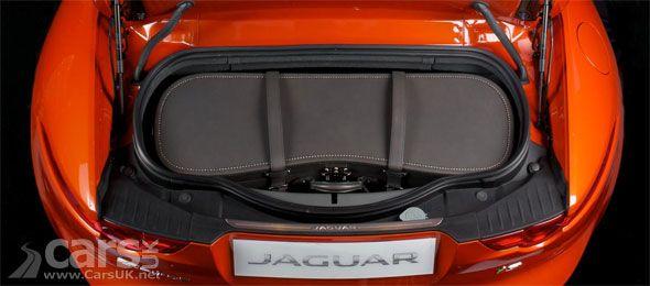 Jaguar F-Type gets custom luggage from Moynat. http://www.carsuk ...