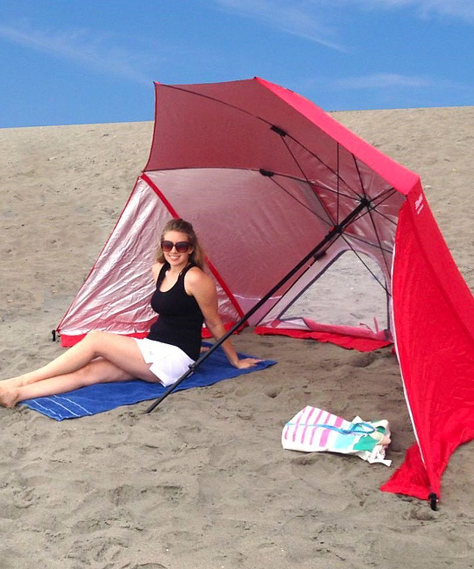 This Red EasyGo Brella by EasyGoProducts is perfect!