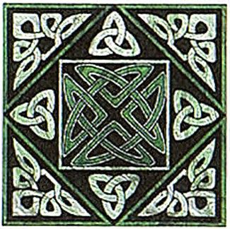 Govan Knot, Celtic Block Patterns by Celtic Crossworks | Quilt ... : irish quilt blocks - Adamdwight.com