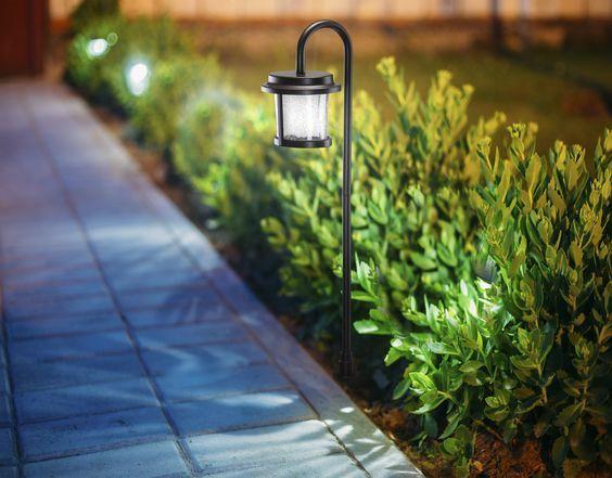 Iluminación para el jardín iluminaciónes jaRdín,, Pinterest - iluminacion jardin