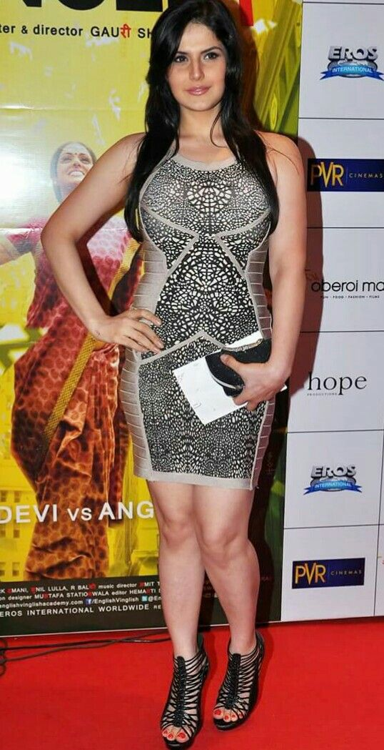 Pin by Dinesh Jariwala on Zareen Indian actresses