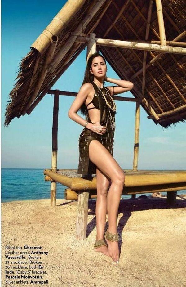 Pin By Glamo Spot On Celebrity News  Katrina Kaif Bikini -3190
