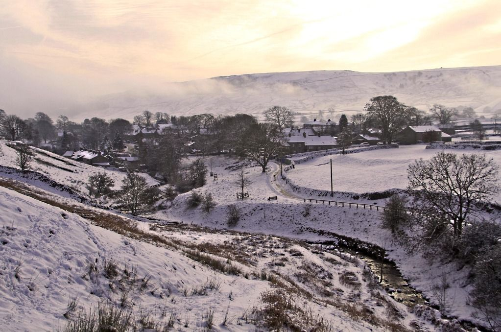 Yorkshire In Winter Yorkshire Dales Yorkshire England Winter