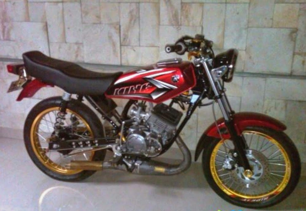 Modifikasi Rx K