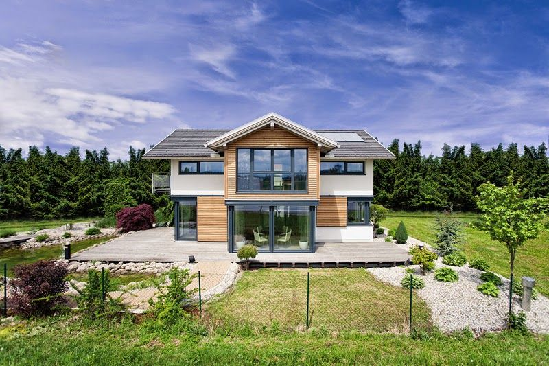Image result for griffner haus grundriss House styles